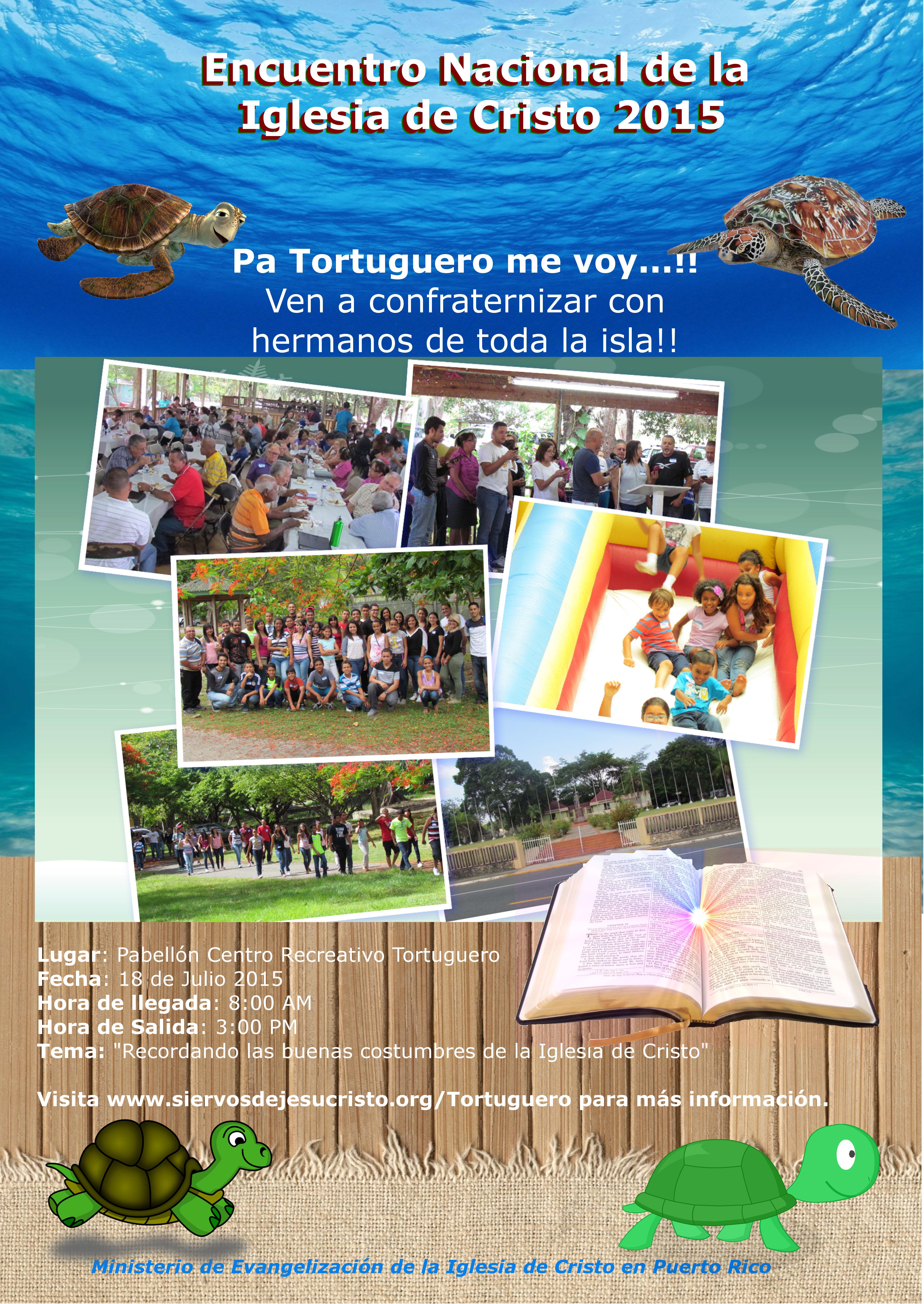 Encuentro Nacional Tortuguero 2015