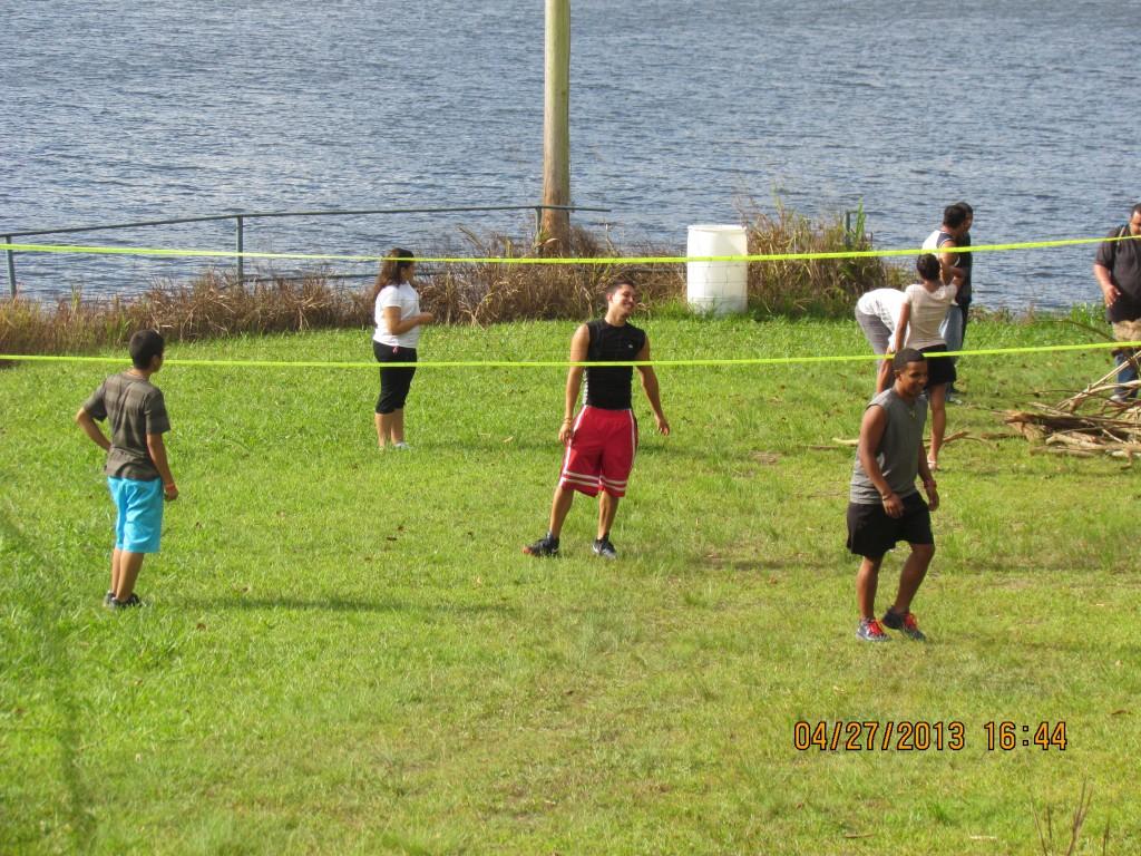 Campamento Gurabo 2013