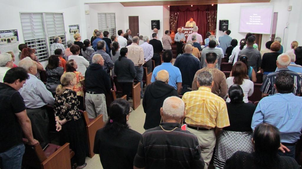 Campaña Evangelista Vega Alta 2014