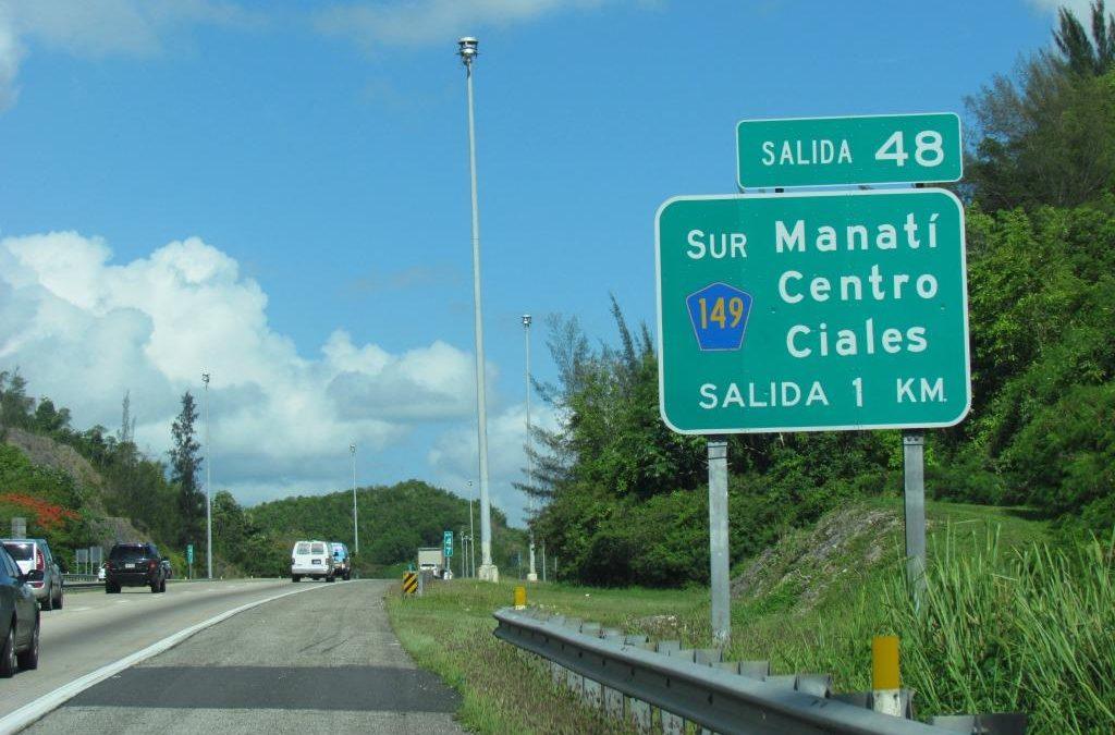 Como llegar al Campamento en Ciales?